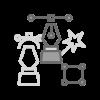 servicio diseno grafico icono